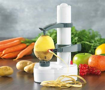 How To Use Apple Peeler For Potatoes?