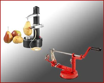 Types Of Apple Peeler And Corer