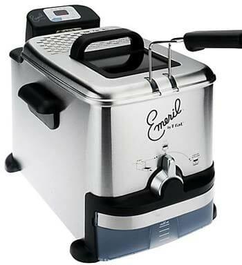 Emeril T-Fal Deep Fryer