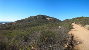 Cowles Mountain Backside Loop