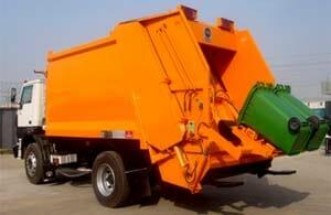 Municipal Trash Compactors