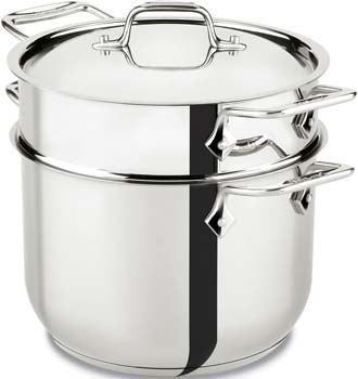 All-Clad Pasta Pot and Insert Cookware