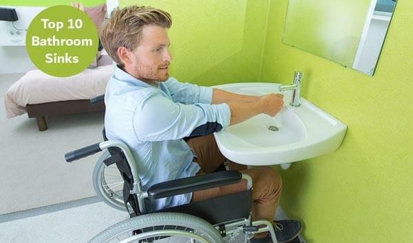 Best Wheelchair Accessible Bathroom Sink