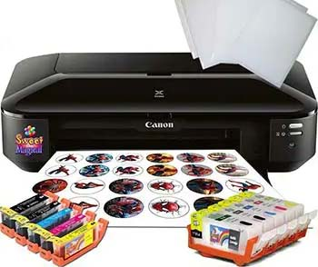 CANON WIDE FORMAT XTRA LARGE EDIBLE PRINTER
