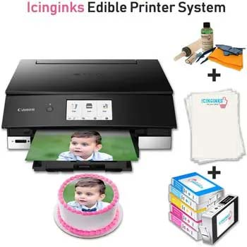 Cake Printer Bundle Package – by Icinginks