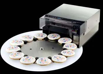 Eddie - The Edible Ink Printer