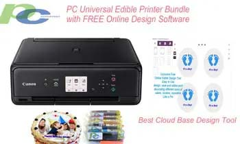 Edible Printer Bundle- by PC Universal