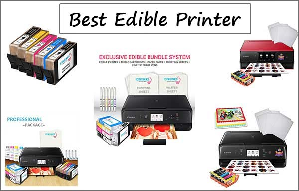 Best Edible Printer
