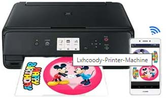 Lxhcoody For Canon TS5060 Cake Printer Machine