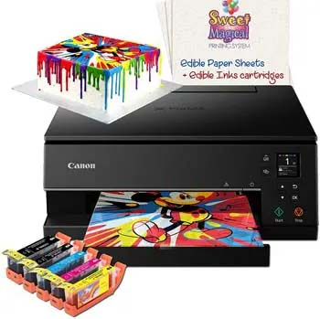 SWEET & MAGICAL Birthday Cake Printer Bundle
