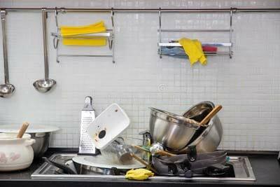 Unclean Kitchen