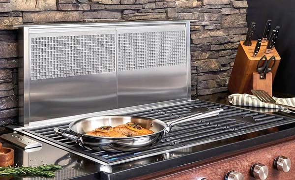 Best 30 Gas Cooktop With Downdraft