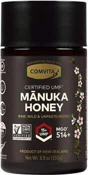 Comvita Certified Raw Manuka Honey
