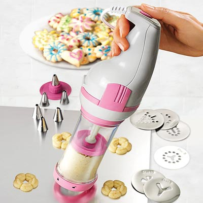 Electric Cookie Press Buying Guide