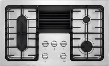 "Frigidaire RC36DG60PS 36"" Built-In Downdraft Gas Cooktop"