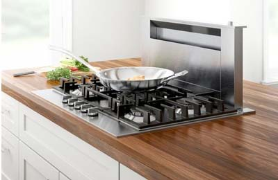 Gas Cooktop with Downdraft Buying Guide