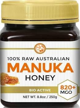 Good Natured Raw Manuka Honey