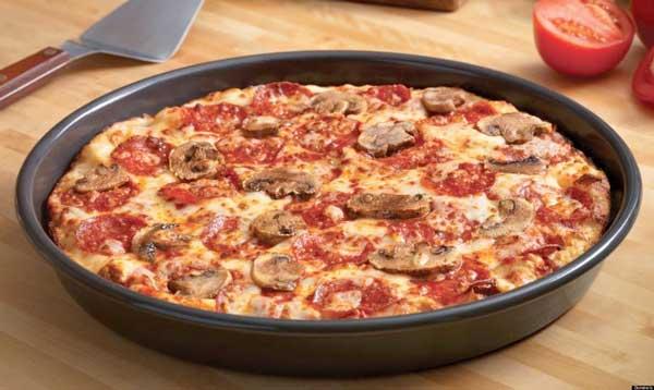 best deep dish pizza pan