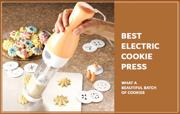 Best Electric Cookie Press