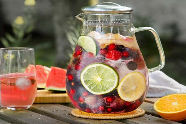 Best Glass Pitcher with Lid