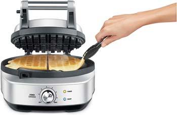 Breville BWM520XL No-Mess Waffle Maker