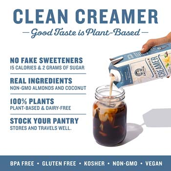 Califia Farms Coffee Creamer With Coconut Cream