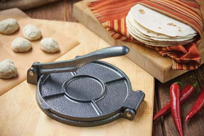 Cast Iron Tortilla Press Buying Guide