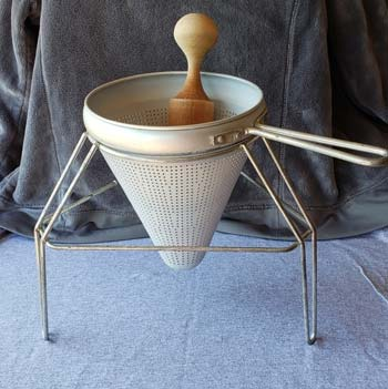 Chinois Strainer Buyer's Guide