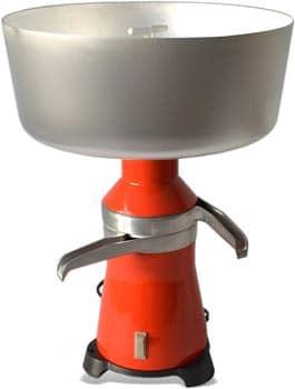 Cream Milk Electric Centrifugal Separator