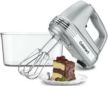 Cuisinart HM-90BCS Power Advantage Plus