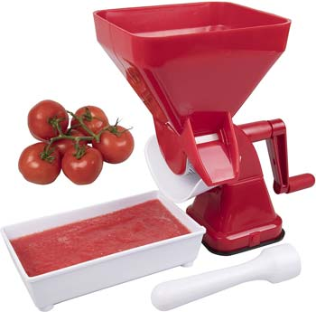 CusinaPro Tomato Food Strainer and Sauce Maker