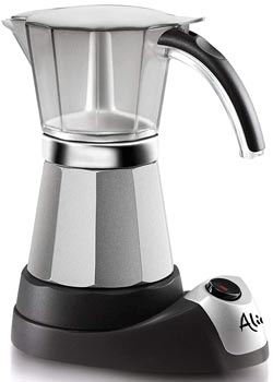 DELONGHI EMK6 Electric Espresso Pot