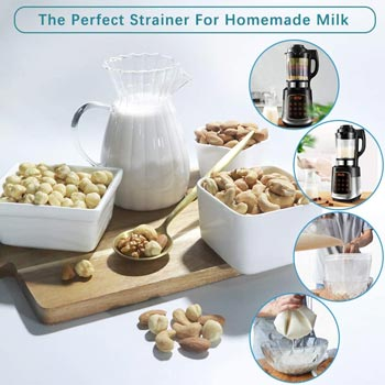 Era Natural Nut Milk Bag