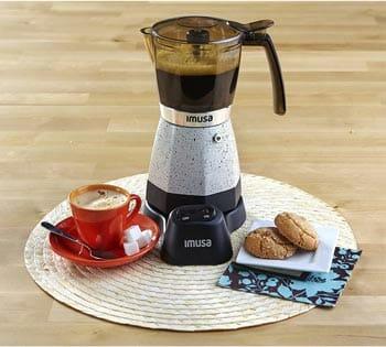 Imusa USA Espresso Maker
