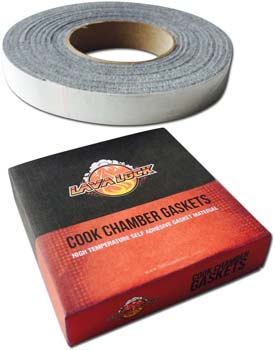 LAVA LOCK Cook Chamber Gaskets