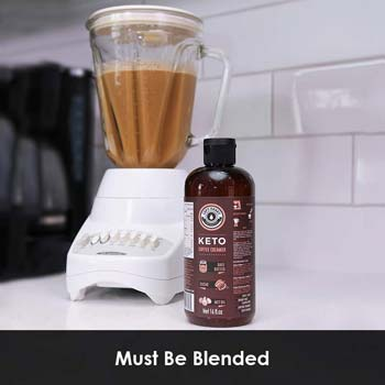 Left Coast Performance Keto Coffee Creamer