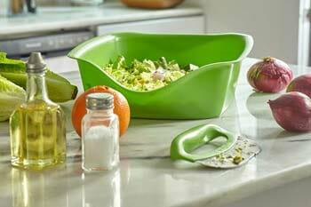 Messless Salad Chopper Set