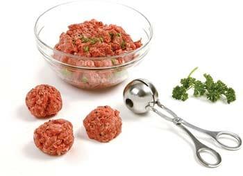 Norpro Stainless Steel Meat Baller