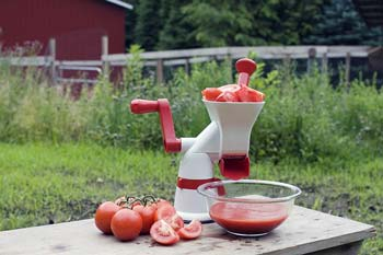 Weston Fruit & Tomato Press
