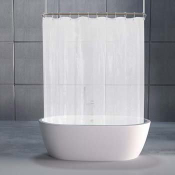 YISURE Shower Curtain Set
