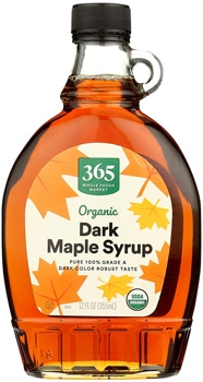 365 by WFM Maple Syrup