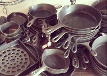Advantages Of Using Wagner And Griswold Cast Iron Cookware