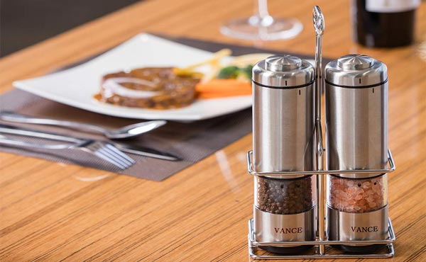 Best Battery Operated Salt And Pepper Grinders