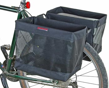 Bushwhacker Omaha Bicycle Grocery Pannier