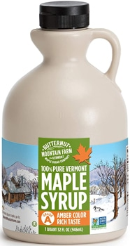 Butternut Mountain Pure Vermont Maple Syrup