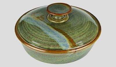 Ceramic Tortilla Warmer