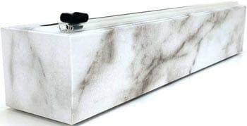 Chicwrap Marble Plastic Wrap Dispenser