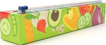 Chicwrap Refillable Plastic Wrap Dispenser