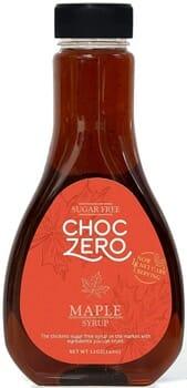 ChocZero's Maple Syrup