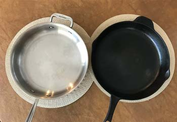 Difference Between A Skillet And A Frying Pan